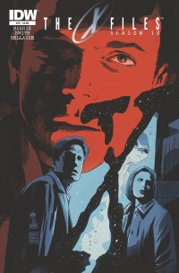 X-Files Season 10 #12 (Cover A Francesco Francavilla)