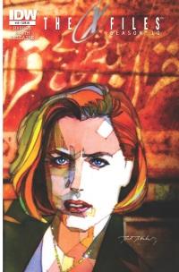 X-Files Season 10 #13 (Cover RI Mark Mchaley)