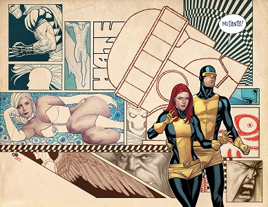 X-Men Battle Of The Atom #1 (Of 2)(Frank Cho Variant Cover)