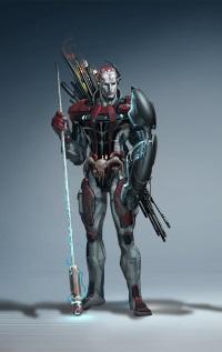 X-O Manowar #26 (Clayton Crain Character Design Variant Cover)