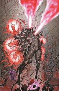 Age Of Ultron #8 (Of 10)(Rock-He Kim Ultron Variant Cover)