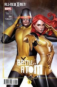 All-New X-Men #16 (Adi Granov Variant Cover)