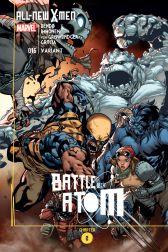All-New X-Men #16 (Stuart Immonen Variant Cover)
