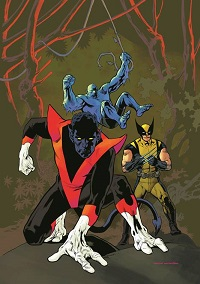 Amazing X-Men #1 (Kevin Nowlan Variant Cover)