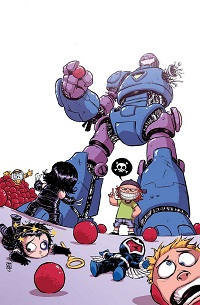 Avengers Arena #1 (Skottie Young Baby Variant Cover)