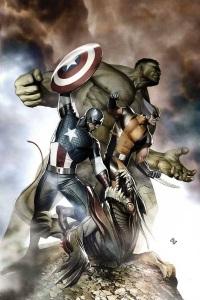 Avengers #3 (Adi Granov Variant Cover)
