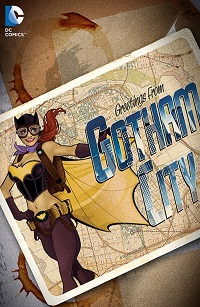 Batgirl #32 (Ant Lucia DC Collectibles Bombshells Variant Cover)