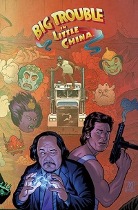 Big Trouble In Little China #2 (Cover B Joe Quinones)