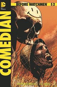 Before Watchmen Comedian #5 (Of 6)(J.G. Jones Regular Cover)(resolicited)