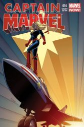 Captain Marvel #14 (Amanda Conner Variant Cover)