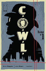C.O.W.L. #1 (2nd Printing Variant Cover)