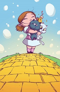 Emerald City Of Oz #1 (Of 5)(Skottie Young Variant Cover)