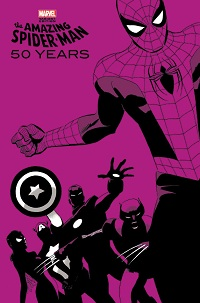 Amazing Spider-Man #692 (Marcos Martin Spider-Man Through The Decades 2000s Variant Cover)