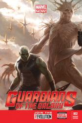 Guardians Of The Galaxy #2 (Movie Variant Cover)