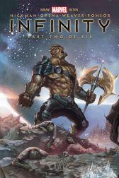 Infinity #2 (Of 6)(In-Hyuk Lee Generals Variant Cover)