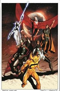 Infinity #2 (Of 6)(Steve McNiven Hero Variant Cover)