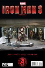Marvel's Iron Man 3 Prelude #2 (Of 2)