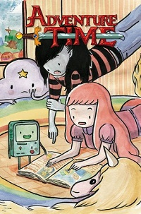 Adventure Time #29 (Cover B Luchie Hua)
