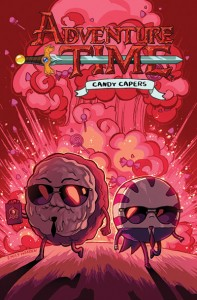 Adventure Time Candy Capers #6 (Of 6)(Cover B Wook Jin Clark)