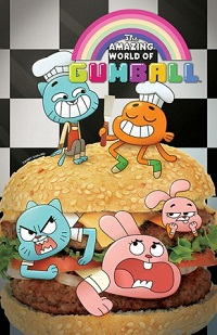 Amazing World Of Gumball #1 (Cover B Zachary Sterling)