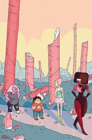Steven Universe #2 (Cover B Felicia Choo)