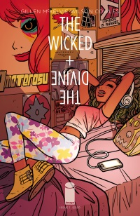 Wicked + The Divine #1 (Cover C Bryan Lee O'Malley)