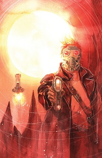 Legendary Star-Lord #3 (Dustin Nguyen Artist Variant Cover)