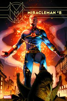 Miracleman #8 (Dale Keown Variant Cover)