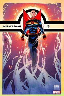Miracleman #8 (Adam Kubert Variant Cover)