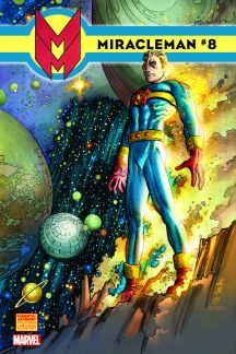 Miracleman #8 (John Romita Jr. Regular Cover)