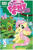 My Little Pony Friendship Is Magic #21 (Cover RI Mary Bellamy)