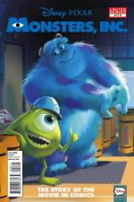 Monsters Inc #2 (Of 2)