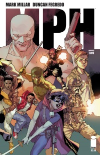 MPH #2 (Of 5)(Cover D Leinil Francis Yu)
