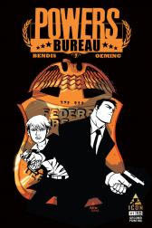 Powers Bureau #1 (Michael Avon Oeming 2nd Printing Variant Cover)