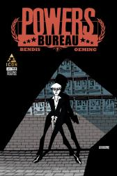 Powers Bureau #2 (Michael Avon Oeming 2nd Printing Variant Cover)