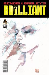 Brilliant #4 (David Mack Variant Cover)(resolicited)