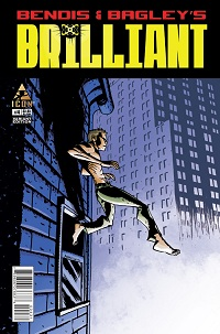 Brilliant #4 (Michael Avon Oeming Variant Cover)(resolicited)