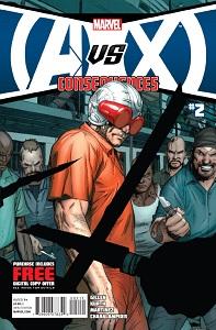 AvX Consequences #2 (Of 5)(Ron Garney Regular Cover)