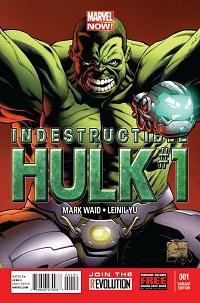 Indestructible Hulk #1 (Joe Quesada Variant Cover)