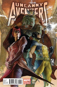 Uncanny Avengers #3 (Simone Bianchi Variant Cover)