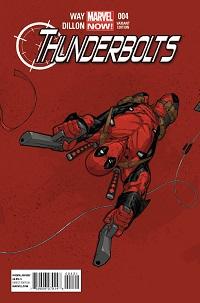 Thunderbolts #4 (Billy Tan Variant Cover)