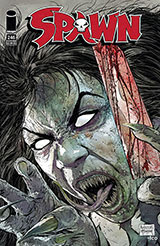 Spawn #246 (Cover A Szymon Kudranski & Todd McFarlane)