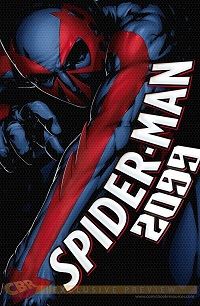 Spider-Man 2099 #3 (John Tyler Christopher Variant Cover)