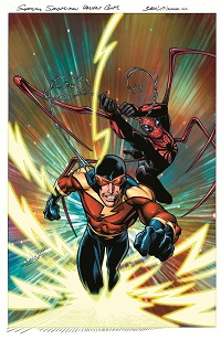 Superior Foes Of Spider-Man #3 (Mark Bagley Variant Cover)