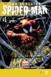 Superior Spider-Man #1 (Ryan Stegman 4th Printing Variant Cover)