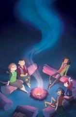 LUMBERJANES #1 2nd Print Cover by Chrystin Garland