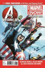 All-New Marvel NOW Previews #1