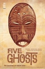 Second consecutive issue of FIVE GHOSTS sells out
