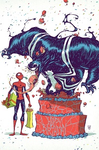 Venom #24 (Skottie Young Amazing Spider-Man 50th Anniversary Variant Cover)