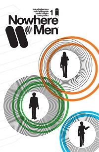 Nowhere Men #1 (2nd Printing Variant Cover)